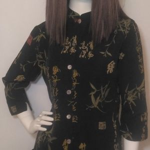 Nomadic Traders Button up Blouse